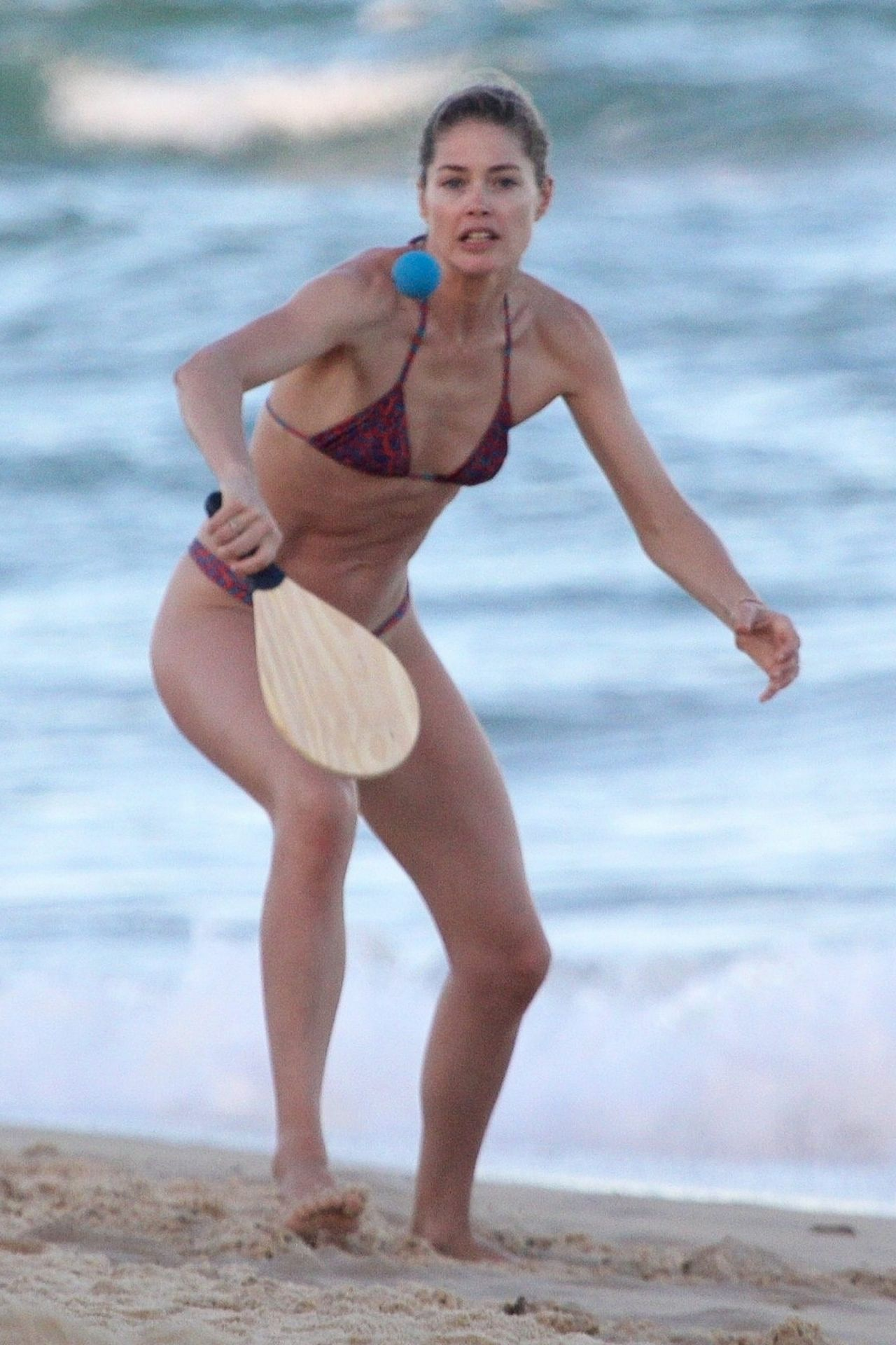 Doutzen Kroes in Bikini in Bahia Pic 10 of 35