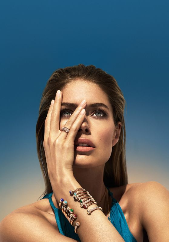 Doutzen Kroes - Piaget 2018 New Face