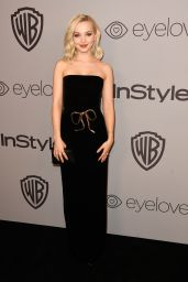 Dove Cameron – InStyle and Warner Bros Golden Globes 2018 After Party