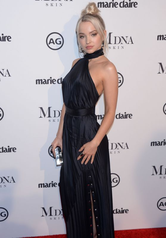 Dove Cameron - Marie Claire Image Makers Awards in Los Angeles