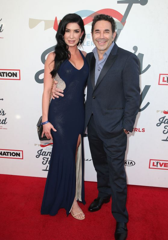 DR. Paul Nassif – Inaugural Janie's Fund Gala & Grammy Viewing Party in LA