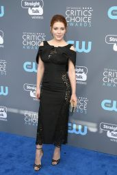 Elena Satine – 2018 Critics' Choice Awards