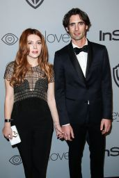 Elena Satine – InStyle and Warner Bros Golden Globes 2018 After Party