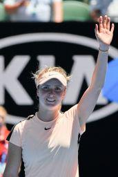 Elina Svitolina – Australian Open 01/17/2018