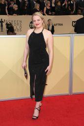 Elisabeth Moss – 2018 SAG Awards in LA