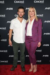 """Elisabeth Rohm - """"The Oath"""" at the Winter TC in Pasadena"""
