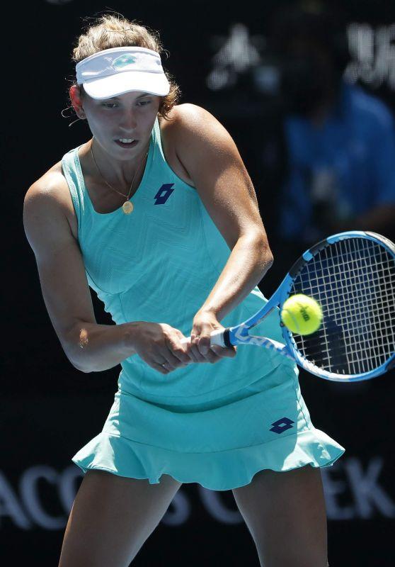 Elise Mertens – Australian Open 01/25/2018