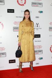 Elizabeth Chambers - 2018 Critics Circle Film Awards in London