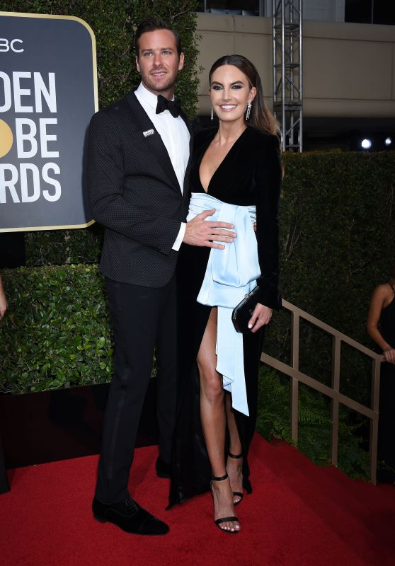 Elizabeth Chambers – Golden Globe Awards 2018