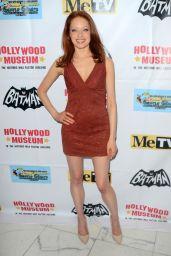 Elizabeth J. Carlisle - Batman 66 Retrospective and Batman Exhibit Opening Night in LA