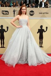Elizabeth McLaughlin – 2018 SAG Awards in LA