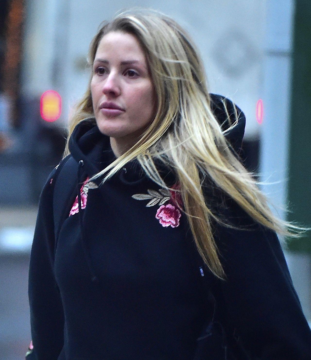 Ellie Goulding Shopping In New York City 01 10 2018