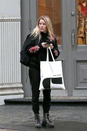 Ellie Goulding - Shopping in New York City 01/10/2018
