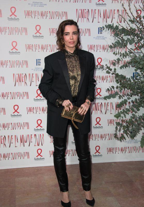 Elodie Bouchez – 2018 Sidaction in Paris