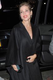 Elsa Pataky Coming Out of Her Hotel in New York City