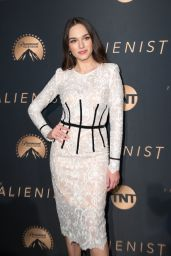 "Emanuela Postacchini - ""The Alienist"" Premiere in Hollywood"