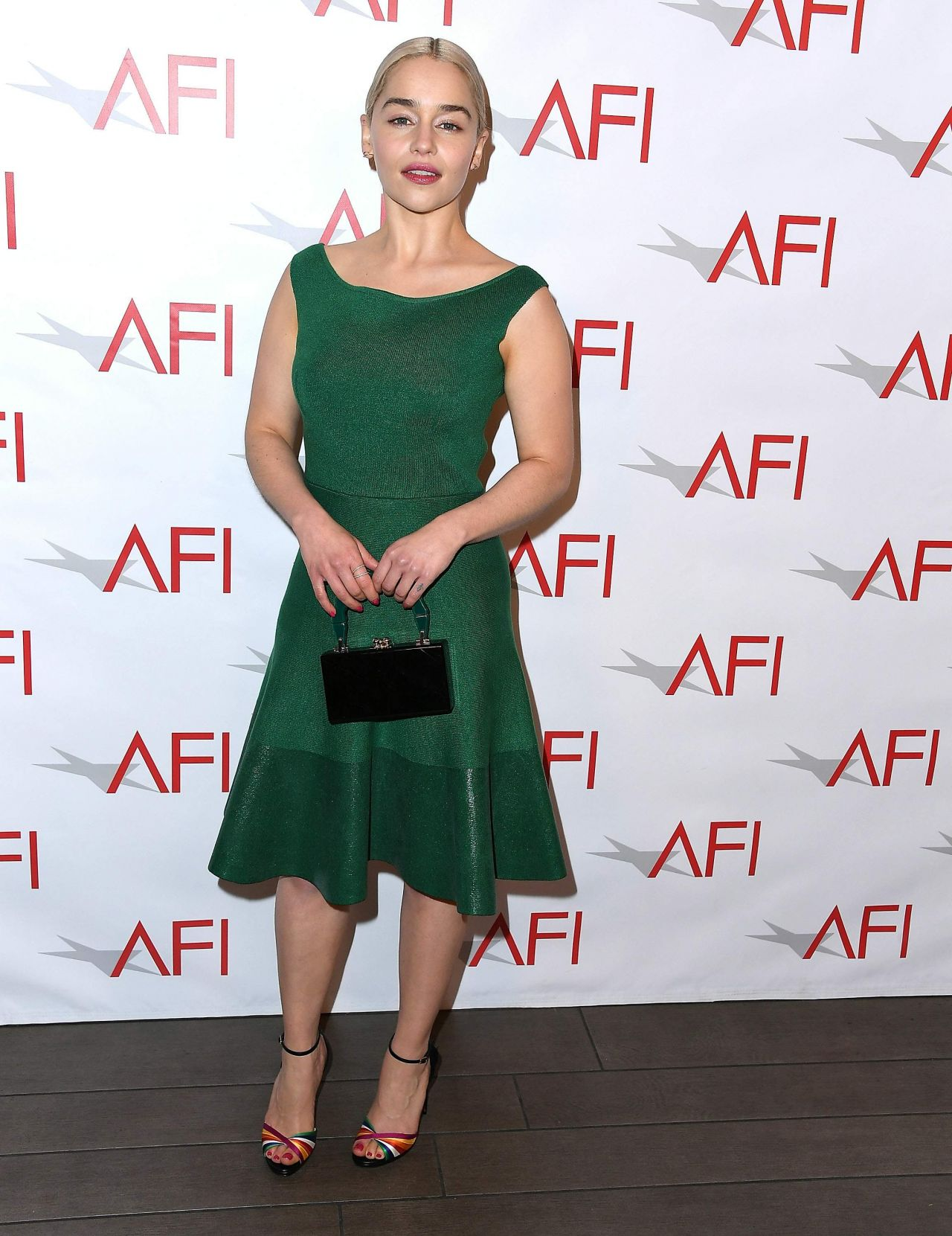 Emilia Clarke Afi Awards 2018 In Los Angeles
