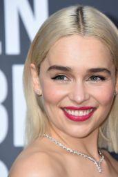 Emilia Clarke – Golden Globe Awards 2018