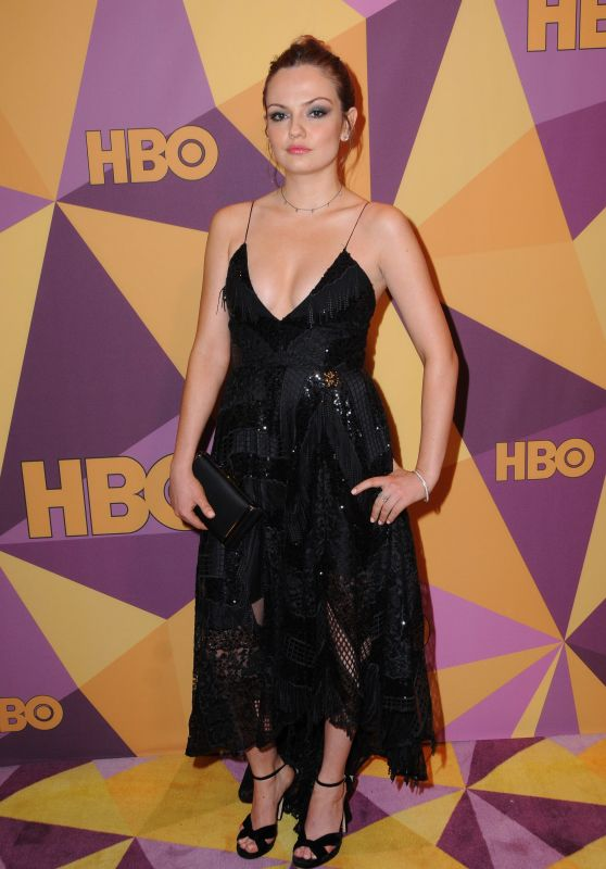 Emily Meade – HBO's Official Golden Globe Awards 2018 After Party