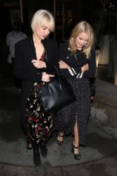 Emily Osment and Chelsea Kane - Outside ArcLight Theatre in Hollywood