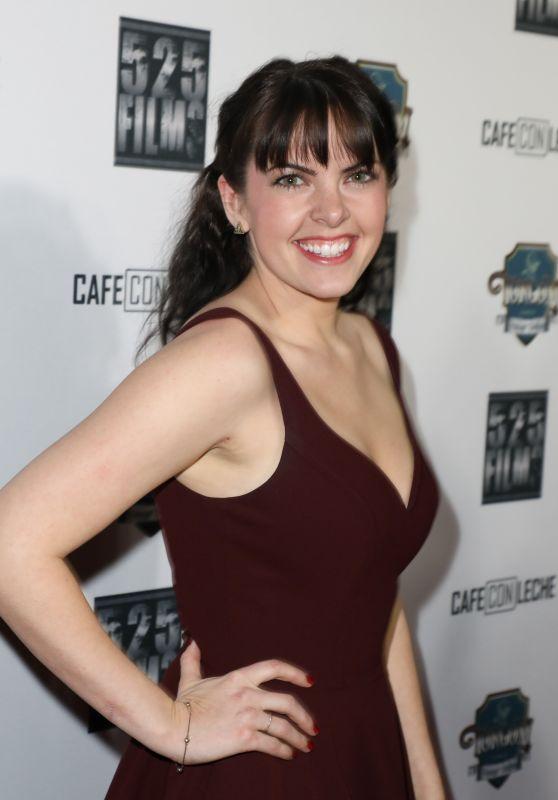 "Emily Sandifer – ""Cafe Con Leche"" Premiere in Los Angeles"