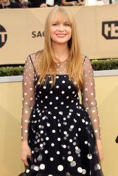 Emily Tarver – 2018 SAG Awards in LA