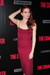 "Emily Tyra – ""The Commuter"" Premiere in NYC"