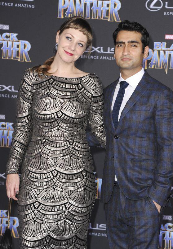 "Emily V. Gordon – ""Black Panther"" Premiere in Hollywood"