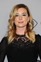 Emily VanCamp – InStyle and Warner Bros Golden Globes 2018 After Party