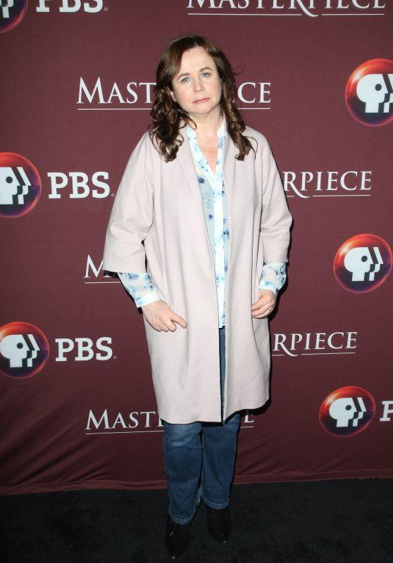 "Emily Watson – ""Little Women"" TV Show Panel at the TCA Winter Press Tour in LA"