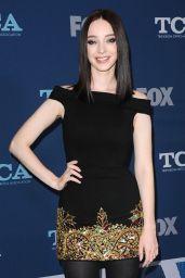 Emma Dumont – Fox Winter TCA 2018 All-Star Party in Pasadena