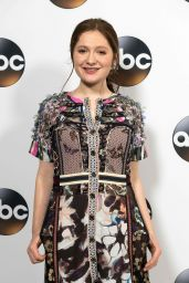 Emma Kenney – Disney ABC Television TCA Winter Press Tour in LA