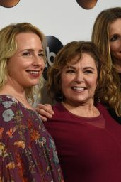 Emma Kenney, Sarah Chalke and Roseanne Barr – Disney ABC Television TCA Winter Press Tour in LA
