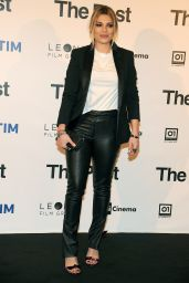 "Emma Marrone - ""The Post"" Red Carpet in Milan"