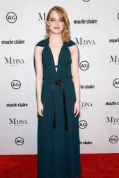 Emma Stone - Marie Claire Image Makers Awards in Los Angeles