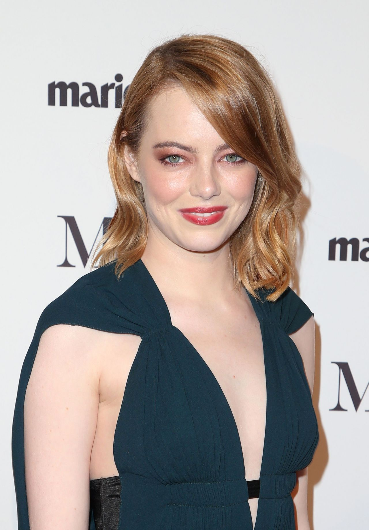 Emma Stone - Marie Claire Image Makers Awards in Los Angeles Emma Stone