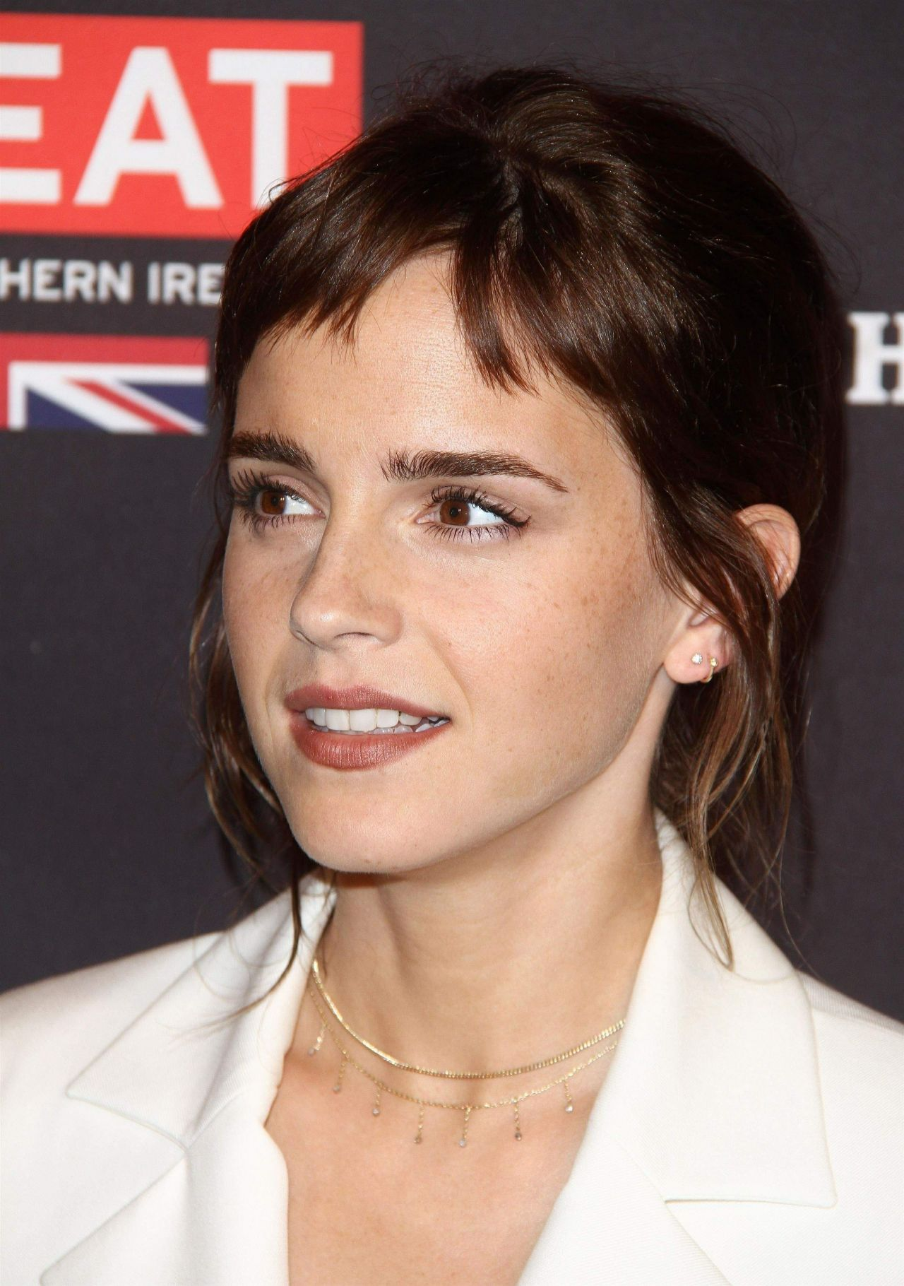 Emma Watson 2018 Bafta Tea Party In Beverly Hills