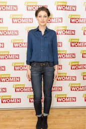 Emma Willis - Loose Women TV Show in London