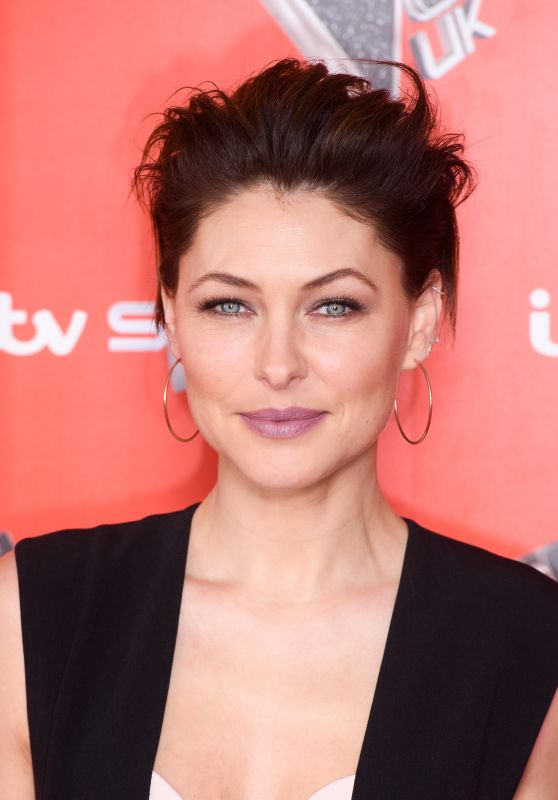 Emma Willis - The Voice UK Launch in London