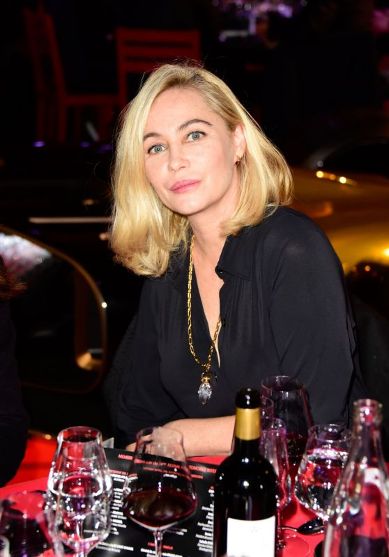 Emmanuelle Beart - 2018 International Automobile Festival in Paris