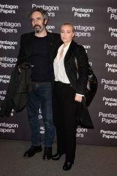 """Emmanuelle Beart – """"The Post"""" Premiere in Paris"""