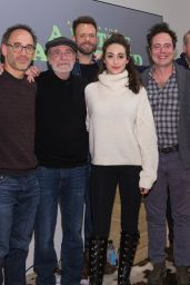 """Emmy Rossum - """"A Futile and Stupid Gesture"""" National Lampoons Radio Hour Live Reading in Park City"""