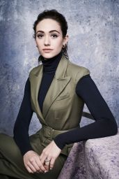 Emmy Rossum – Deadline Studio Portraits at Sundance 2018 in Park City