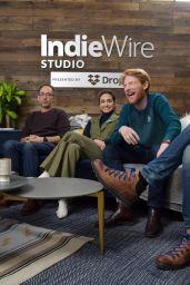 Emmy Rossum - IndieWire Studio at Sundance 2018 in Park City