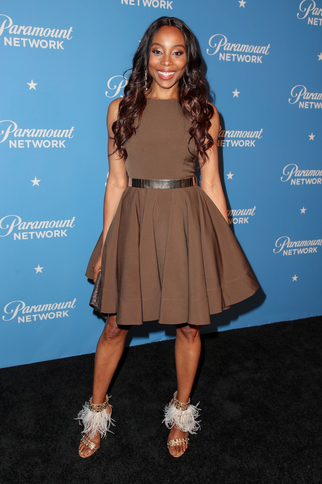 Erica Ash Paramount Network Launch Party In La