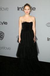 Erika Christensen – InStyle and Warner Bros Golden Globes 2018 After Party