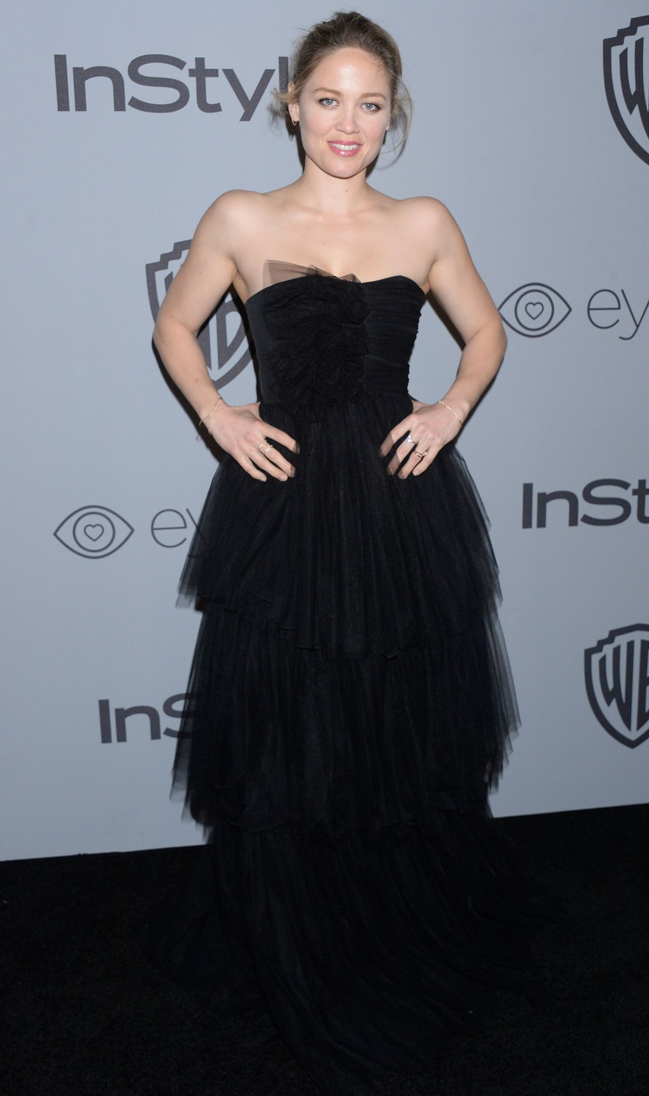 Erika Christensen – InStyle and Warner Bros Golden Globes 2018 After Party