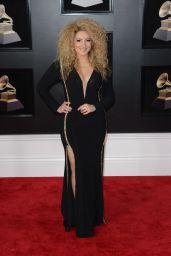 Erika Ender – 2018 Grammy Awards in New York