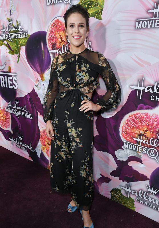 Erin Krakow-Smith – Hallmark Channel All-Star Party at the TCA Winter Press Tour in LA