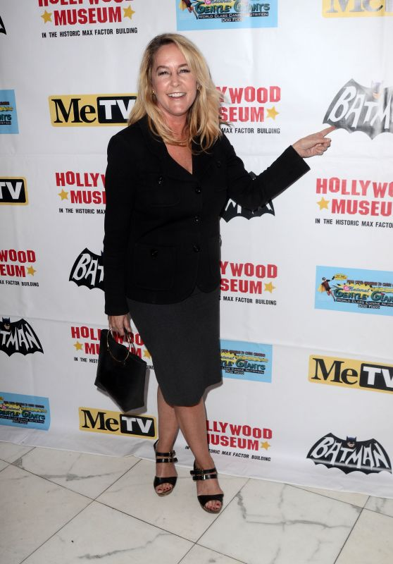Erin Murphy - Batman 66 Retrospective and Batman Exhibit Opening Night in LA